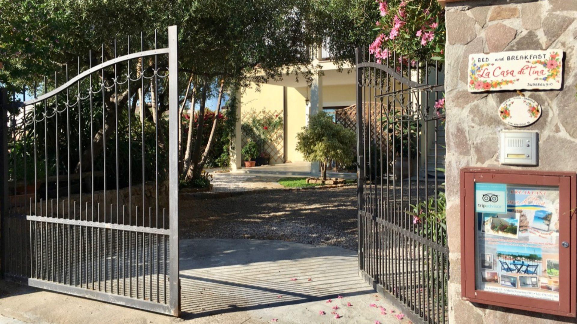 Appartamenti Santa Maria Navarrese (Baunei) – La Casa di Tina
